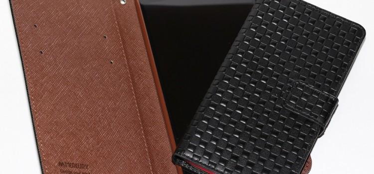 Xperia Z5 Premiumの大画面を活かすオススメな手帳型ケース