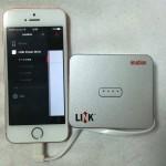 iPhonSEの16GBモデルでも大丈夫!外部ストレージ Imation Link Power Drive動作確認取れました(iOS9.3)