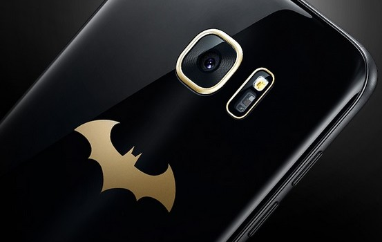 au Galaxy S7 edge SCV33コラボモデル Injustice edition価格・予約日確定 海外版は即購入可能