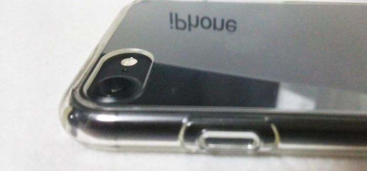 iPhone7用クリアケースレビュー(Spigen ウルトラハイブリッド)