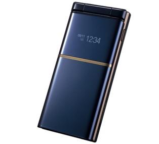 2017年夏モデルauガラケー MARVERA KYF35 電池が長持ち化&LINE対応の高性能モデル