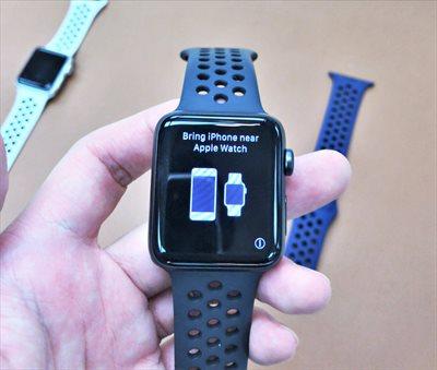 Apple Watch Series3セルラーモデルは格安SIMでは使えない iPhoneのSIMを入れ替えた場合の挙動