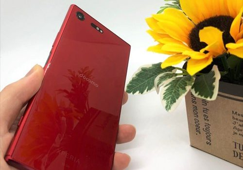 ドコモの赤いスマホ XperiaXZ Premium SO-04Jロッソも機種変更一括6万円値引きへ
