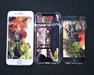 iPhone X, 8Plus, 7, SEのAntutuベンチマークスコア比較 動作に違いがあるのか?