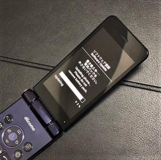 ドコモガラケー SH-01Jの最新アップデートで不具合修正 発売から1年経過も続くサポートで安心なXiケータイ