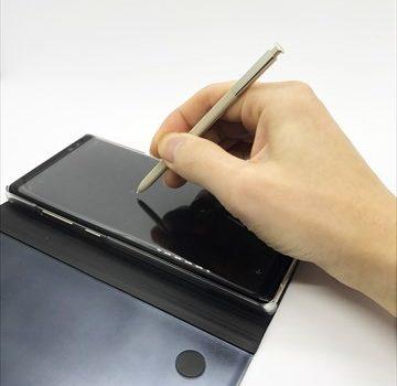 Galaxy Note8のペンが大きくなった!STAEDTLER Noris digitalが日本発売へ