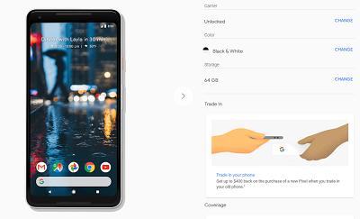 Google Pixel新機種をまもなく日本投入 Android 9 Pieなど最新OSに更新出来るスマホに期待