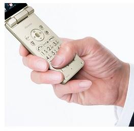 ドコモガラケーの2019年最新携帯正統モデル AQUOSケータイ SH-02L ...