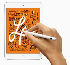 Apple 2019年新型iPad miniを発表!発売日・ドコモでの販売開始はいつ?iPad mini4比較
