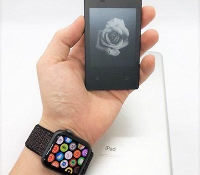 脱iPhone,スマホは出来るか? 2019iPad mini(第5世代)とドコモカード携帯 KY-01Lの組み合わせ購入レビュー