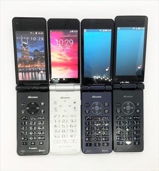 ドコモ最新ガラケーF-03Lと他携帯機種の違いを比べる 大きさ・持ちやすい機種は?
