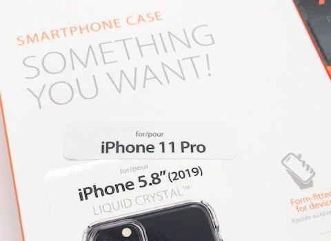 iPhone11 Pro(2019)にiPhoneX/XSのケースや保護フィルムは使える?実際に買って互換性確認してみた-スピーカー・ボタン位置変更に