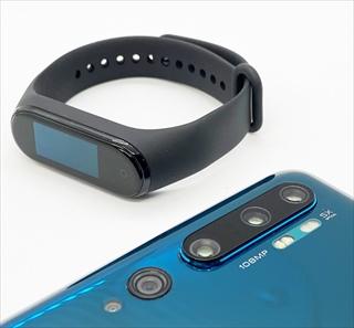 [Xiaomi Miband4レビュー]距離表示はデタラメ?移動距離がずれる場合の補正・正確に測る方法