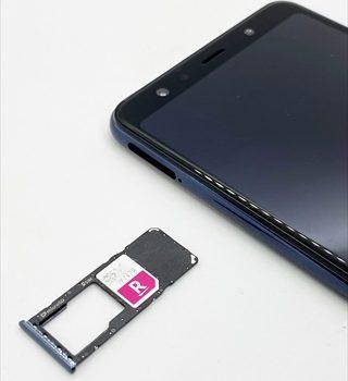 [購入レビュー]楽天モバイル値下げ端末 Galaxy A7 オンライン契約ポイント還元で実質無料スマホの性能・評価