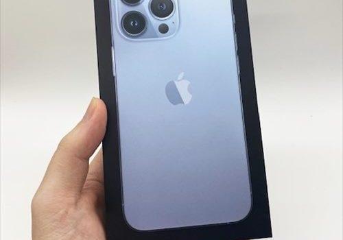 [2021.10.13]ドコモ公式情報 iPhone13ProMaxの二次入荷時期・在庫状況を見る方法
