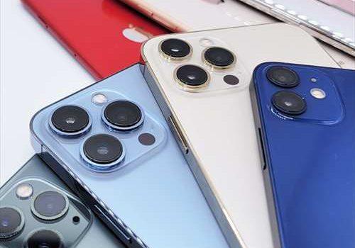 iPhone13高すぎ?型落ちiPhone8やiPhoneSE2(第二世代)や白ロムを買ってスマホ代節約が出来る